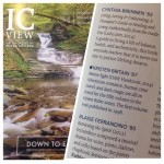Living, Loving & Unlearning' is recognized in Ithaca College's Fall issue of IC View